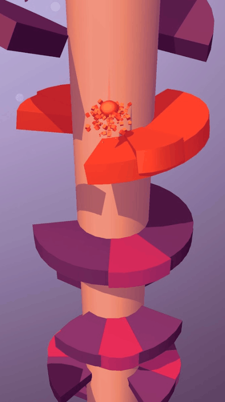 Helix Jump(欢乐球球) V1.0.6 安卓最新版截图3