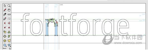 FontForge Mac版