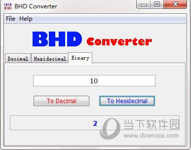 BHD Converter