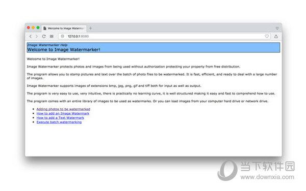 H2TPServer Mac版
