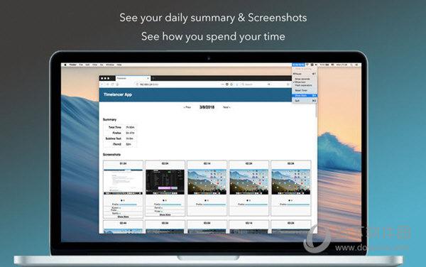 Timelancer Mac版