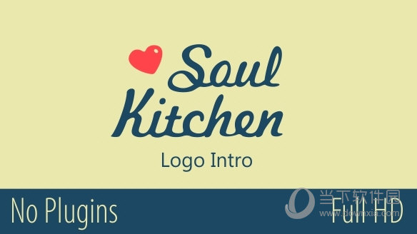 Soul Kitchen Logo Intro