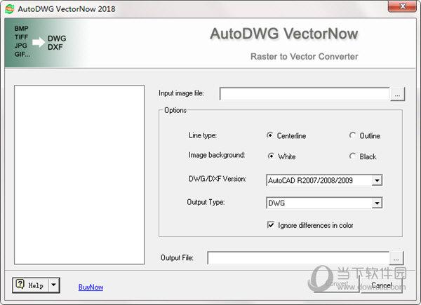 AutoDWG VectorNow