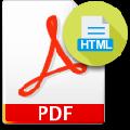 Adept PDF to Html Converter(PDF转HTML工具) V3.40 官方版