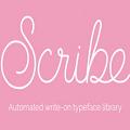 Aescripts Scribe(文字书写描边手写字动画AE脚本) V1.0.4 免费版