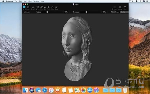 Sculptura for Mac