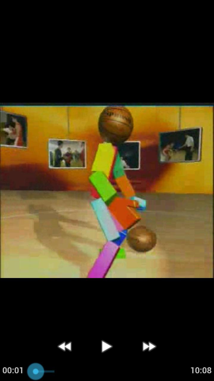 篮球视频教学 V1.0 安卓版截图2