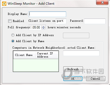 WinSleep Monitor