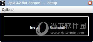 Spia Net Screen