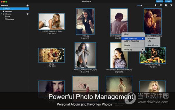 Photo Vault 3 Mac版