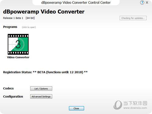 dBpoweramp Video Converter