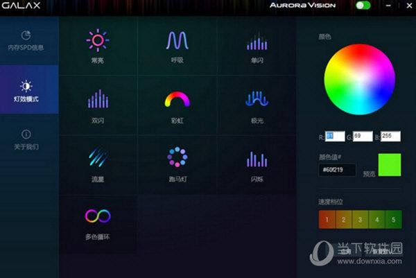Aurora Vision For Memory