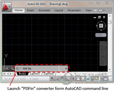 AutoDWG PDFin
