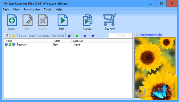 Easy2Sync for Files(文件目录同步工具) V7.08 最新版
