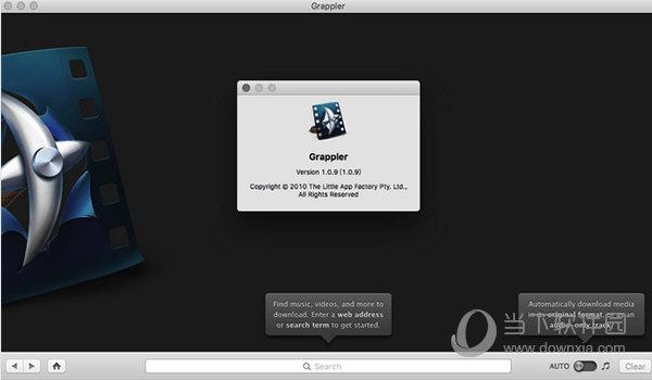 Grappler for Mac破解版