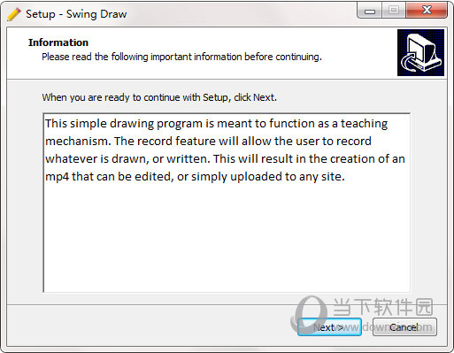 Swing Draw
