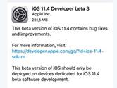 iOS 11.3.1验证通道关闭 升级系统要三思了