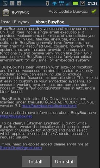BusyBox工具箱 V53 安卓版截图1