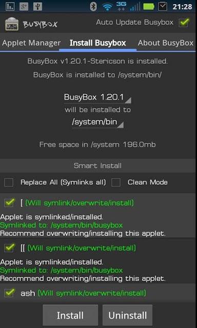 BusyBox工具箱 V53 安卓版截图4