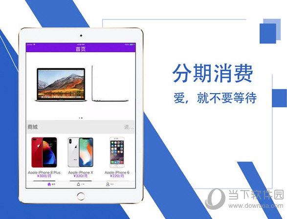 大白分期iPad版