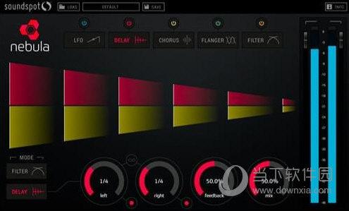 SoundSpot Nebula FX Mac版