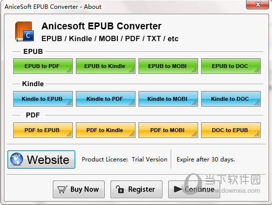 AniceSoft EPUB Converter