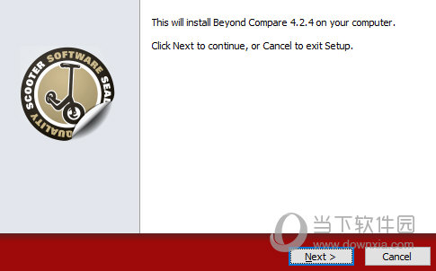 beyond怎么读_Beyond Compare怎么破解 教你免费使用它 - 当下软件园