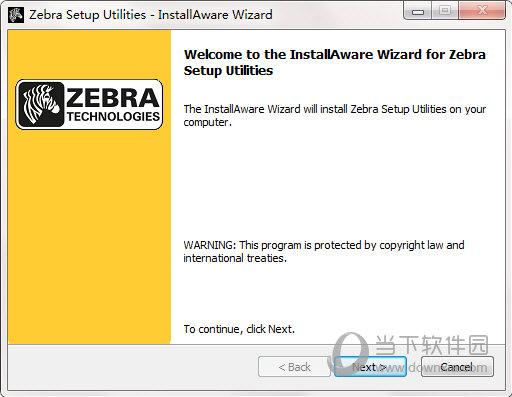 Zebra Setup Utilities
