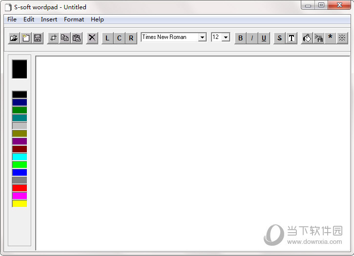 S-soft wordpad