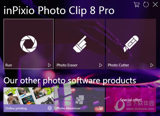 inPixio Photo Clip 8 Pro