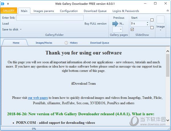 Web Gallery Downloader