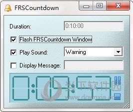 FRSCountdown