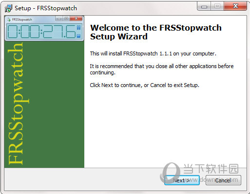 FRSStopwatch