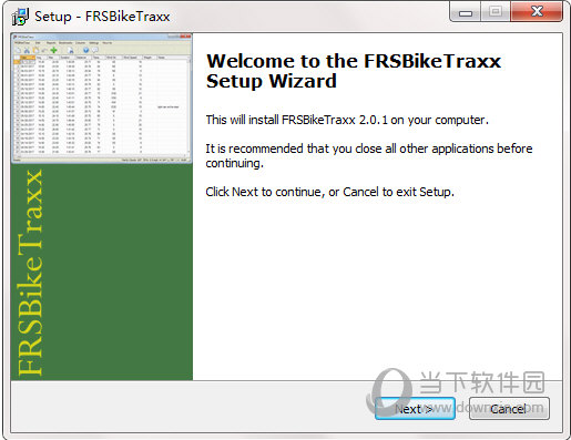 FRSBikeTraxx