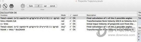 TS Calc Mac版