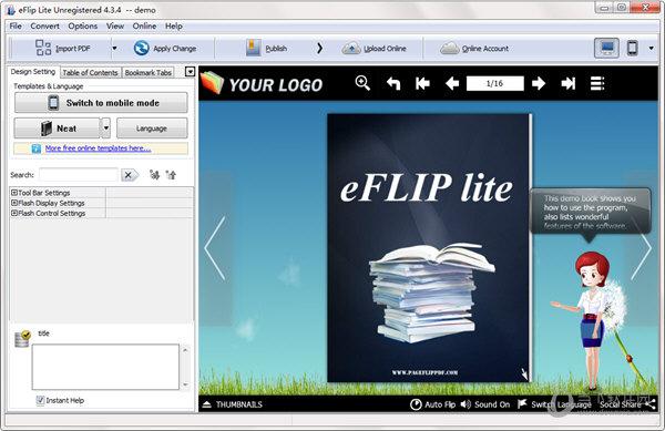 eFLip Lite