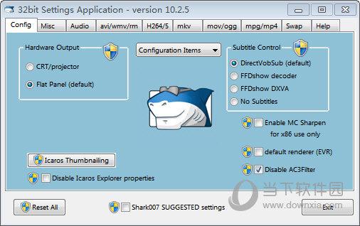 Shark007 Advanced Codecs