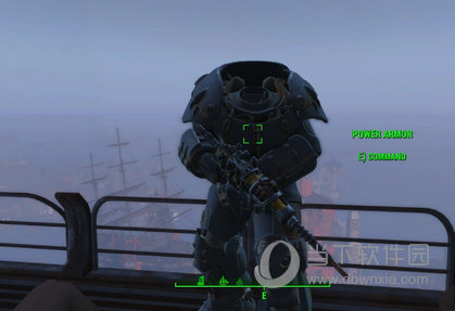 辐射4动力装甲mod
