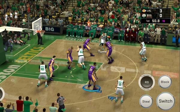 NBA2K16中文破解直装版 V0.0.29 安卓修改版截图4
