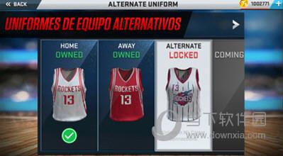 NBA2K17无限金币手机版