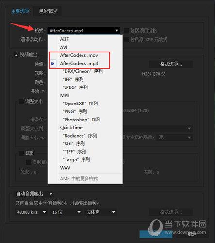 AfterCodecs汉化版