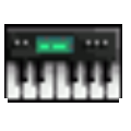 顺风雷电子琴 V1.0 绿色版