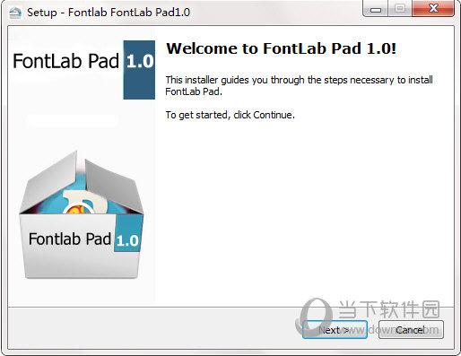 FontLab Pad