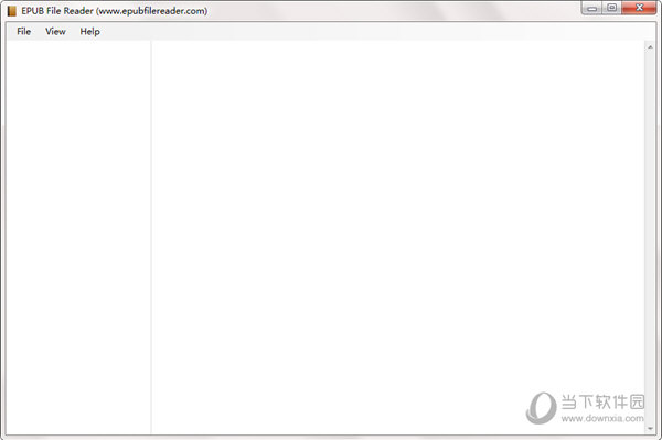 EPUB File Reader