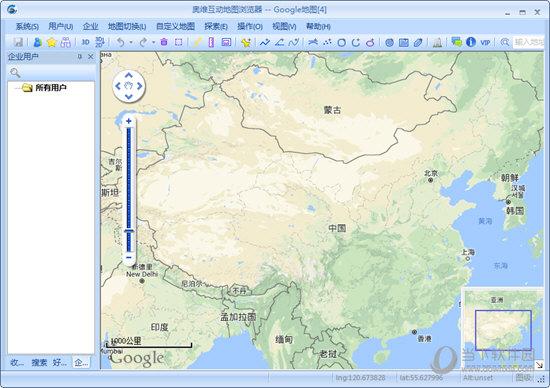 奥维互动地图浏览器64位