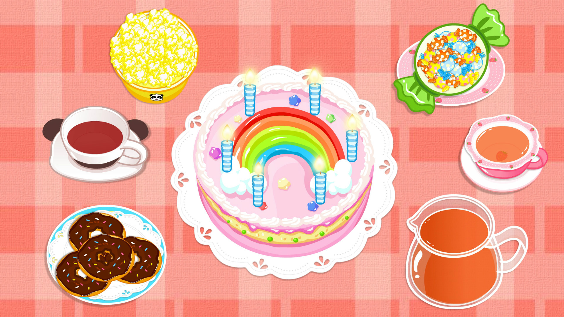 宝宝生日派对 V9.26.00.00 安卓版截图1