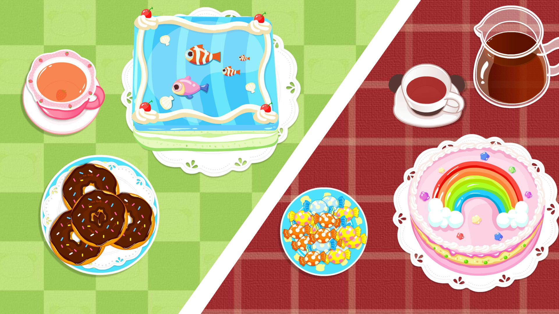 宝宝生日派对 V9.26.00.00 安卓版截图4