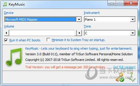 KeyMusic软件