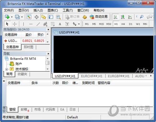 Brtfx MT4交易软件