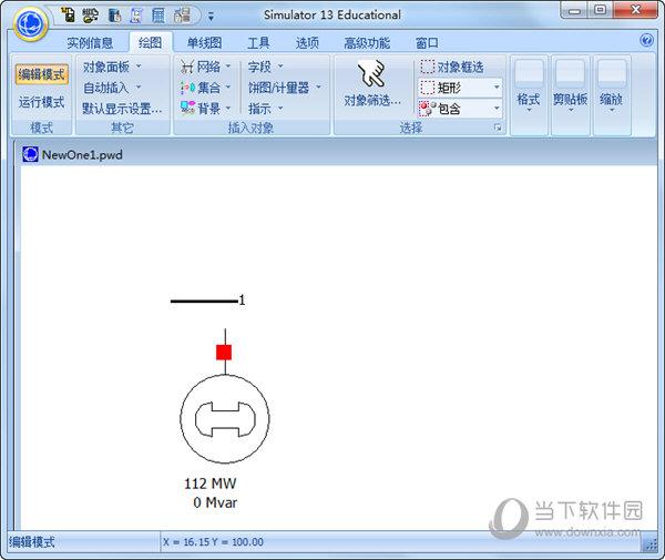 simulator 13(电路仿真工具) v13 官方中文版     powerworld 模拟器